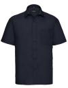 Men`s Sleeve Classic Polycotton Poplin Shirt